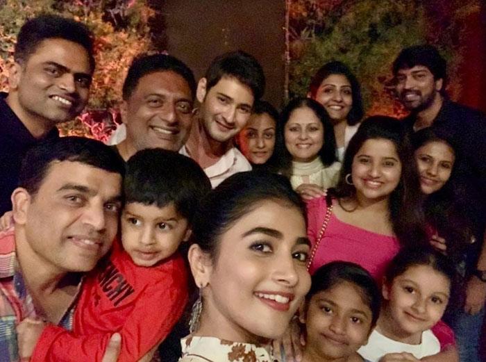 mahesh babu,vamsi paidipalli,dil raju,team,party,maharshi movie,hit  'మహర్షి'.. ఇంకా ఎన్ని పార్టీలు చేసుకుంటారు!