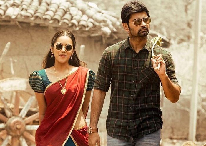 atharva,valmiki movie,varun tej,atharva role,harish shankar,gaddalakonda ganesh  అధర్వకు అంత ఇంపార్టెన్స్ ఇవ్వలేదా?