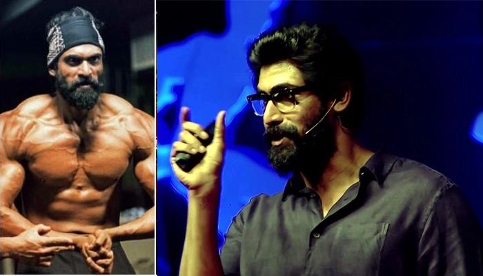 rrr movie,rana rrr movie,rana daggubati,director teja  జక్కన్న కంటే ముందుగా రానా హీరోగా 'RRR'!?