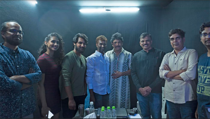 king nagarjuna,operation gold fish,trailer,launch  నాగ్ రిలీజ్ చేసిన 'ఆపరేషన్ గోల్డ్ ఫిష్' ట్రైలర్