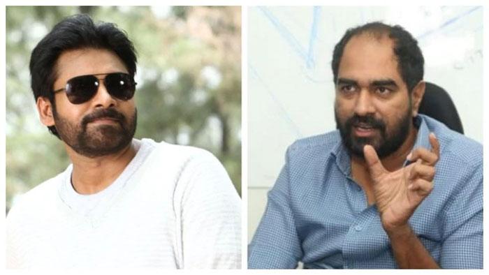 pawan kalyan,krish,movie,latest,update  పవన్ కోసం క్రిష్ ప్లాన్ మార్చాడు..!