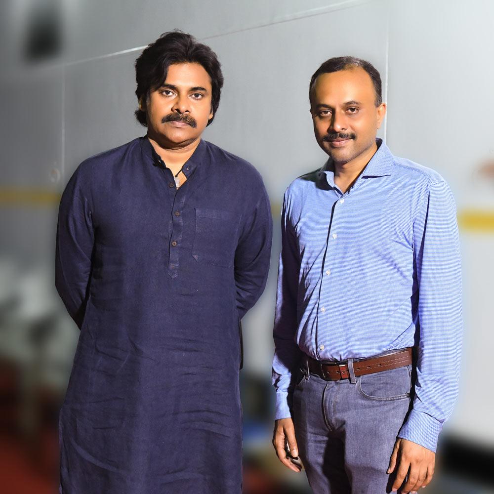 pawan kalyan,creative works,people media factory,llp  పీపుల్ మీడియా తో చేతులు కలిపిన పవన్