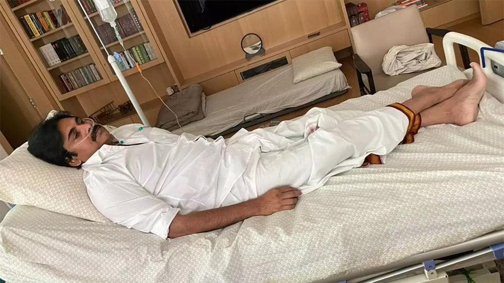 pawan kalyan,health condition,corona virus,covid 19,lung infection  పవన్ ఆరోగ్యంపై అనుమానాలు
