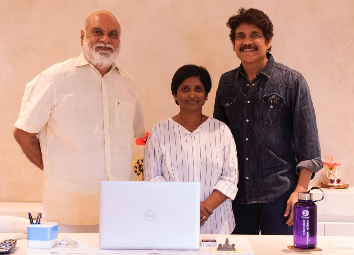 pelli sandad,nagarjuna launches pelli sandad teaser,pelli sandad movie,pelli sandad teaser  నాగార్జున చేతుల మీదుగా పెళ్లి సందD టీజర్
