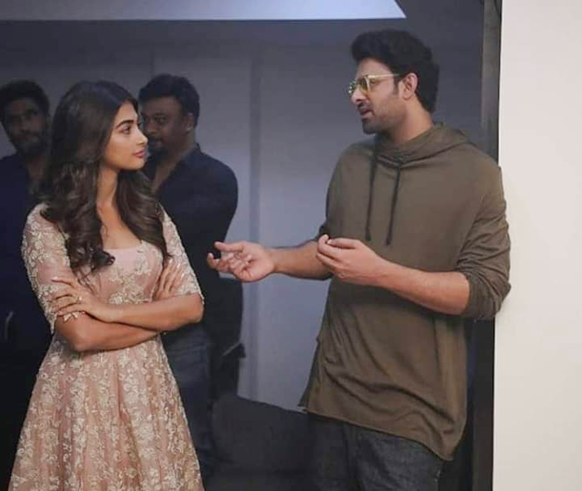 pooja hegde,prabhas,salaar movie,prashanth neel  ప్రభాస్ మళ్ళీ ఆ భామతోనే..!