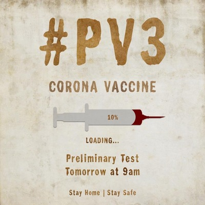pv3,prashanth varma,corona vaccine,covid19,corona virus,ram gopal varma,agasthya manju  ఆ విషయంలో మనవాళ్ళు అందరి కంటే ముందే ఉన్నారు..