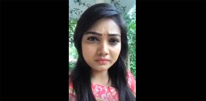 tv actress priyanka,fires,social media,youtube channels  అన్నాచెల్లెళ్లకు కూడా ఎఫైర్ అంటగడతారు!