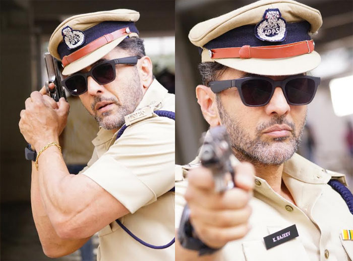 prudhvi raj,police role,ee kathalo patralu kalpitam,movie  'ఈ కథలో పాత్రలు కల్పితం'లో పృథ్వీరాజ్!