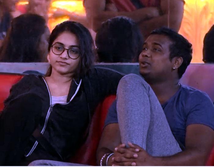 biggboss-3,rahul sipligunj,punarnavi,tollywood movie  హీరోహీరోయిన్లుగా రాహుల్ -పునర్నవీ..!