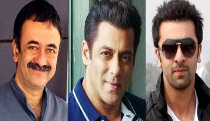 rajkumar hirani,salman khan,sanju,sanjay dutt,biopic  కండలవీరుడికి క్లాస్ పీకారు..!!