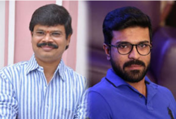 boyapati srinu,ram charan,movie,updates  రామ్ చరణ్, బోయపాటి.. 'ఇంద్ర 2'..!