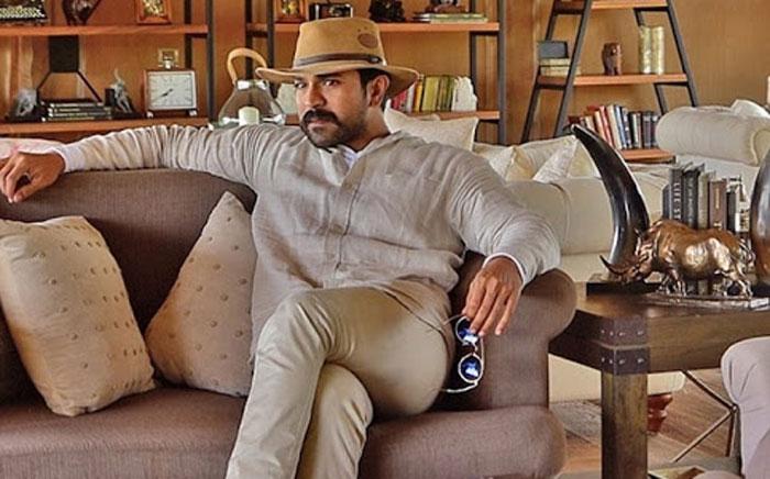 ram charan,rrr,sabhaku namaskaram movie,satish,debute director,mega power star  'ఆర్ఆర్ఆర్' తర్వాత చరణ్ 'సభకు నమస్కారం'!