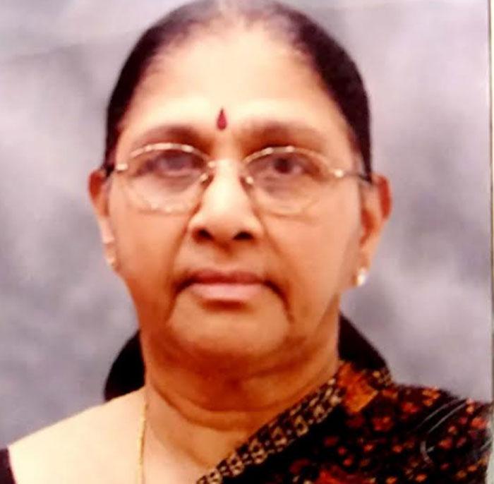 ramesh prasad,wife,passes away,vijaya lakshmi,producer ramesh prasad  ప్రముఖ నిర్మాత రమేష్ ప్రసాద్కు సతీ వియోగం