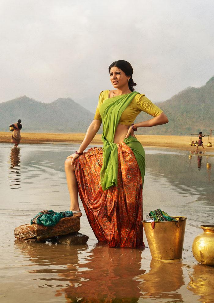 ram charan,samantha,rangasthalam,first song,release,feb 13  ఫిబ్రవరి 13న 'రంగస్థలం' తొలి పాట