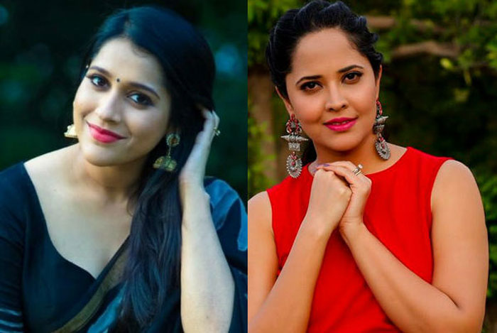 rashmi,replaces,anasuya,role,balakrishna,nbk 106 movie  అనసూయ కాదు.. బాలయ్య మూవీలో రష్మి!!