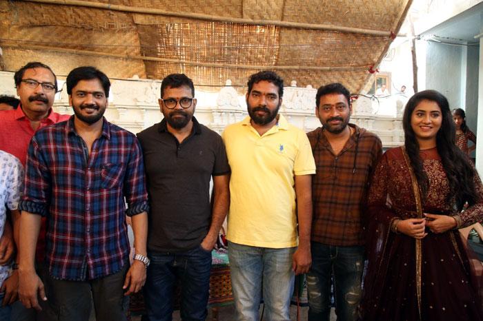 sai ram shankar,sairam new movie,resound  సాయి రామ్శంకర్ 'రీ సౌండ్' మూవీ ఓపెనింగ్
