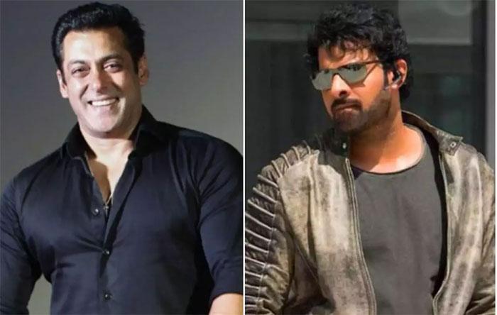 saaho,salman khan,prabhas,special role,saaho movie update  'సాహో'లో కండలవీరుడు.. నిజమేనా?