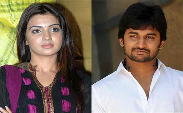 samantha,nani,jodi,vyooham movie  'వ్యూహం'లో సమంత- ఎవరి జోడీనో తెలుసా?