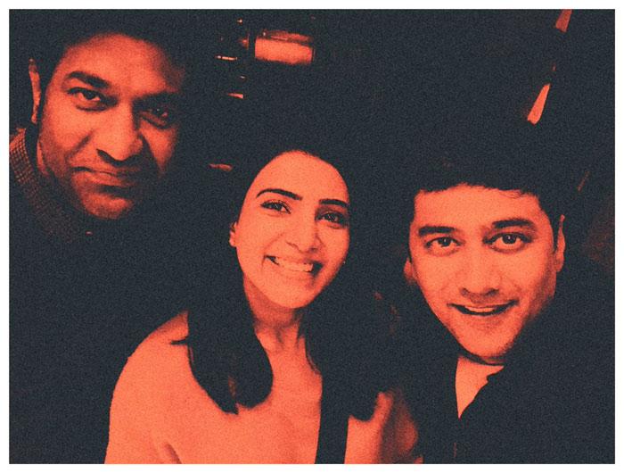 samantha,nagarjuna,manmadhudu 2 movie,shooting,rahul ravindran  సడెన్గా జాయినై.. సమంత షాకిచ్చింది