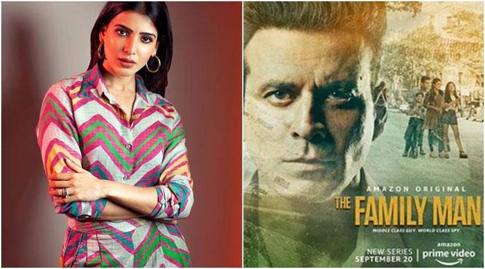 samantha,role,family man,web series  సమంత యాక్షన్లోకి దిగుతోంది