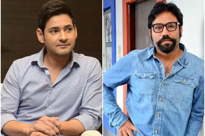 mahesh babu,sundeep vanga,new movie,clarity  నెక్ట్స్ మహేష్తోనే.. క్లారిటీ ఇచ్చేశాడు