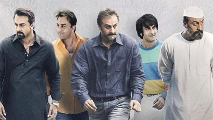 sanju,sanjay dutt,sanju teaser,rajkumar hirani  సంజూని దింపేశాడు..!
