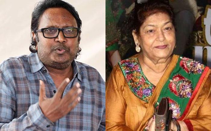 saroj khan,indian cinema,gunasekhar,saroj khan demise,tollywood,tribute  సరోజ్ఖాన్తో ఉన్న అనుబంధం చెప్పిన గుణశేఖర్!