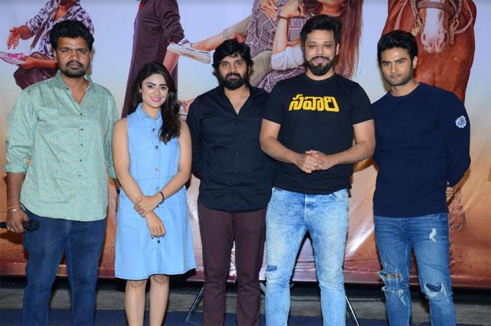 hero nandu,sudheer babu,sree vishnu,savaari movie,trailer,release  'సవారి' రిలీజ్ తర్వాత పెద్ద సినిమా అవుతుందట!