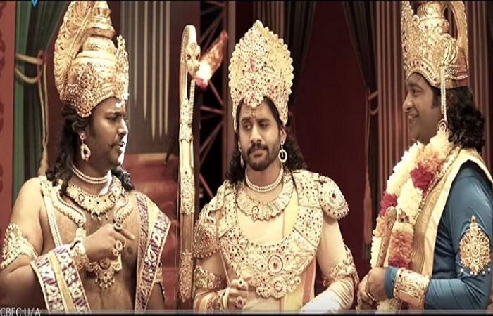 savyasachi,subhadra parinayam teaser,hilarious,naga chaitanya,comedy  'సవ్యసాచి' లేటెస్ట్ ట్రైలర్ దానికోసమేనా..?!