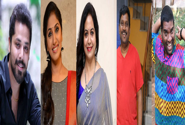 bigg boss4,nagarjuna actor nandu,jhansi,singer sunitha,thagubothu ramesh  సింగర్ సునీతతో పాటు బిగ్ బాస్ హౌస్ లోకి ఆ ముగ్గురు..?