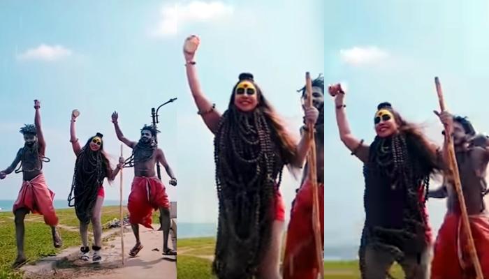 sree reddy,sivarathri special,tiktok video  వామ్మో.. శ్రీరెడ్డీ ఏంటీ అరాచకం..!?