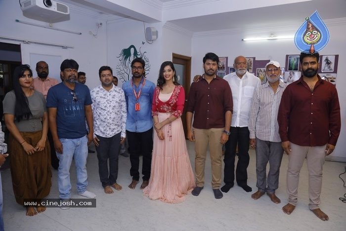 the production house,sri tirumala tirupati,venkateswara,films,banner,new film,launch  'బిచ్చగాడు' చిత్ర బ్యానర్ మరో మూవీ మొదలైంది