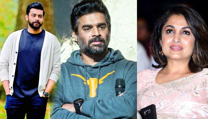 star heroine,ramyakrishna,mother role,varun tej movie  వరుణ్ తేజ్ తల్లిగా స్టార్ హీరోయిన్..!