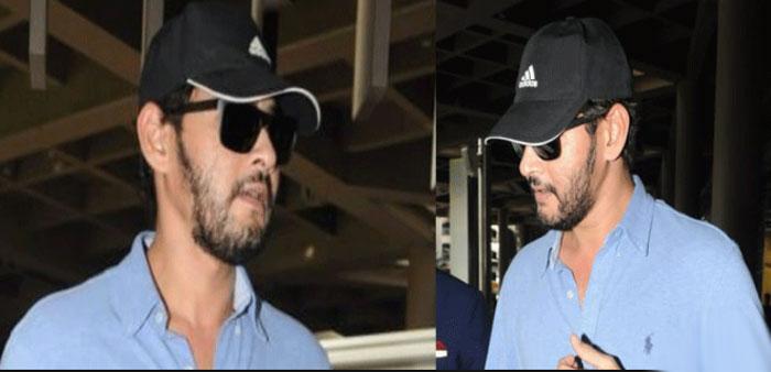 mahesh babu,new look,beard,moustache look  మహేష్ న్యూ లుక్ సినిమా కోసం కాదండీబాబు!
