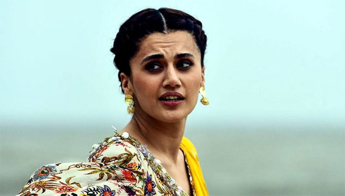 taapsee,taapsee pannu,south film industry,voice change  తాప్సి మాట మీద నిలబడదా?