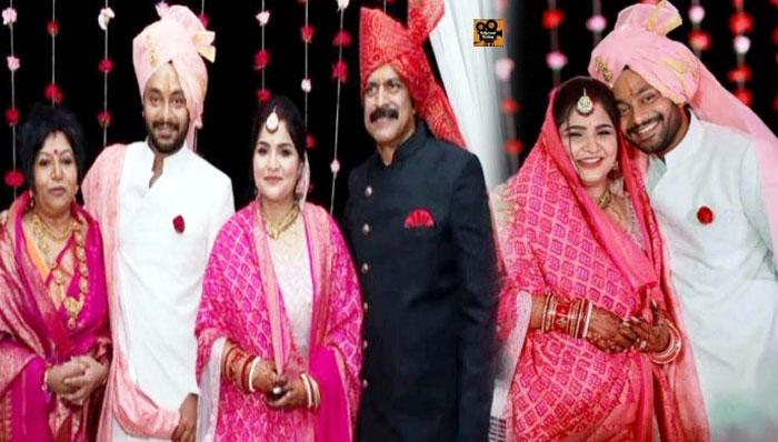 tollywood actor brahmaji,sanjay,marriage,secret marriage,tollywood  ఇంత సీక్రెట్గా పెళ్లేంటి బ్రహ్మాజీ.. ఏంటి కథ!?