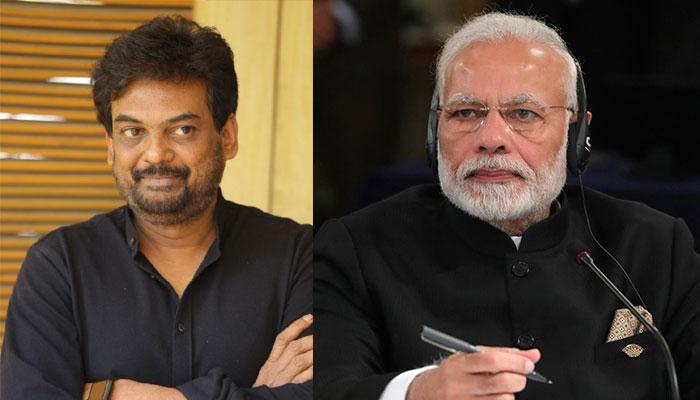 pm modi,tollywood director puri,puri jagannath,suggestion  మోదీకి పూరీ జగన్నాథ్ సలహా..!