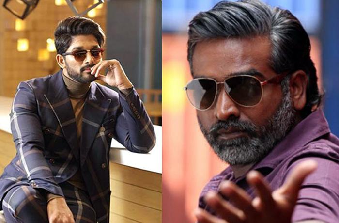 top hero,vijay sethupathi,antagonist,allu arjun,bunny-sukku movie  బన్నీని ఢీ కొట్టబోతున్నది ఈ టాప్ హీరోనే..!