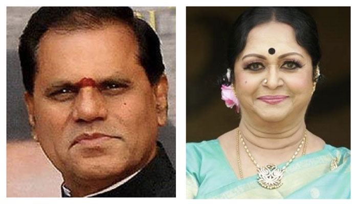 viswanata samragni,b saroja devi,t subbarami reddy,tsr,honour  బి. సరోజాదేవికి 'విశ్వనటసామ్రాజ్ఞి' బిరుదు