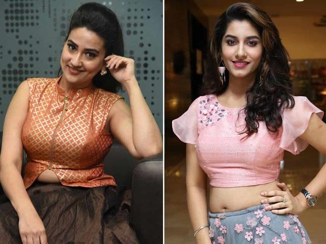 anchor manjusha,anchor vishnupriya,biggbosstelugu4,television  బిగ్ బాస్ లోకి ఆ ఇద్దరు యాంకర్లు..?