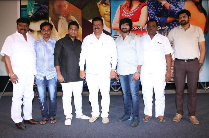 vaitaruni rana,audio,release,event,highlights  'వై తరుణి రాణా' ఆడియో విడుదల