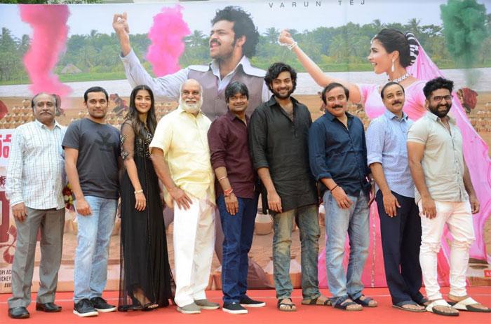 k raghavendra rao,valmiki movie,elluvochi godaramma,song,promo,launches  'ఎల్లువొచ్చి గోదారమ్మ'పై దర్శకేంద్రుడి రియాక్షన్