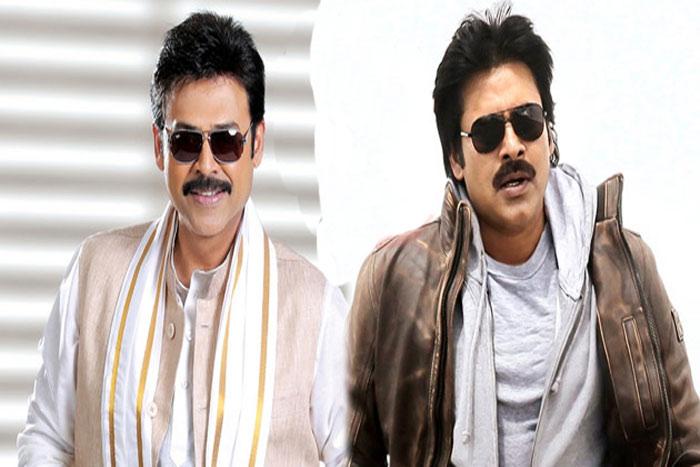 pawan kalyan,agnathavasi,venkatesh,guest role  పవన్కి తోడుగా వెంకీ కూడా అజ్ఞాతవాసం!