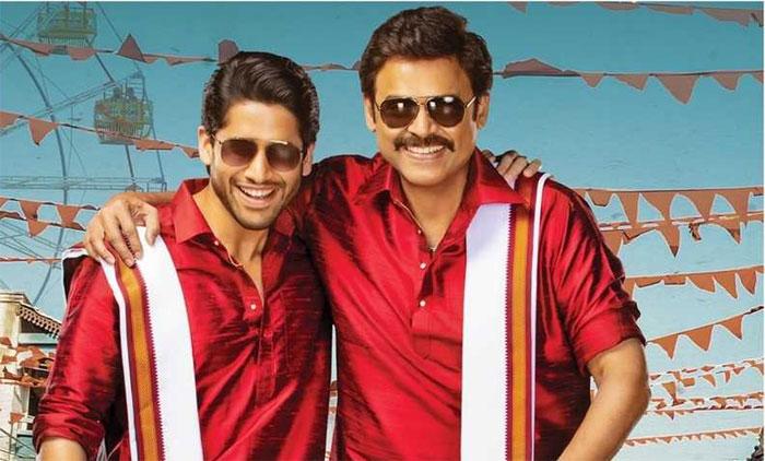 venky mama,fear,allu arjun,mahesh babu,movies,sankranthi 2020  'వెంకీమామ'తో టాప్ హీరోలకు టెన్షన్..!