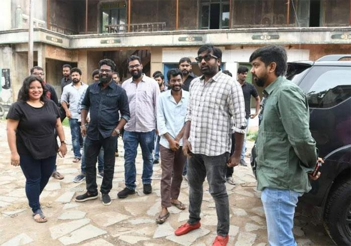 uppena,vijay sethupathi,shooting,vaishnav tej,uppena movie shooting update  విజయ్ సేతుపతి 'ఉప్పెన' షూట్ మొదలైంది