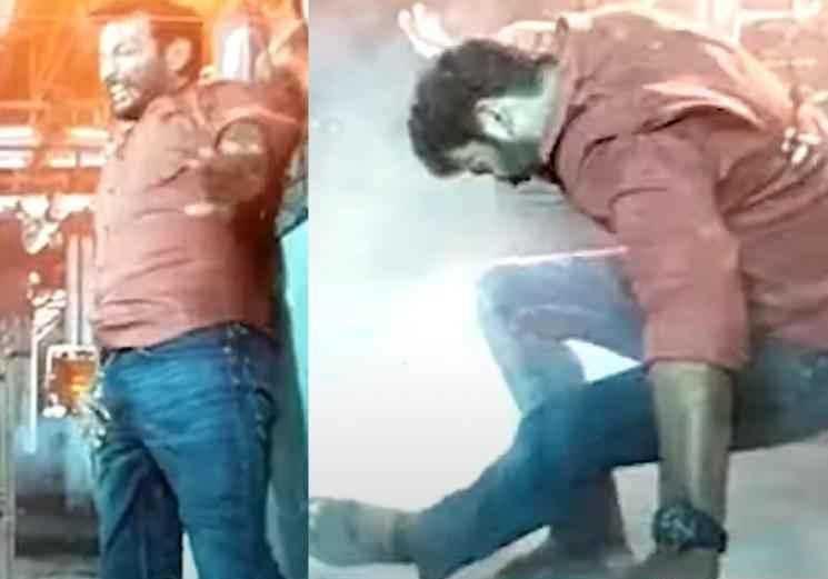 kollywood actor,hero vishal,gets injured,shooting for not a common man,vishal 31  షూటింగ్ లో విశాల్ కి తీవ్ర గాయాలు