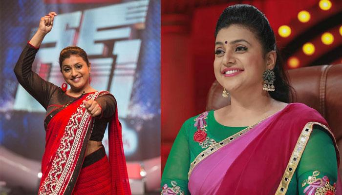 permanent judge,jabardasth comedy show,roja,mla roja  'జబర్దస్త్ షో' కు పర్మినెంట్ జడ్జ్ కావలెను!!